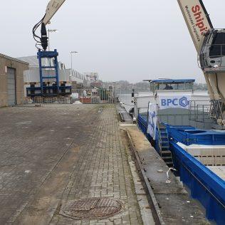 Park West optimise son stock de matériaux grâce au BCCC